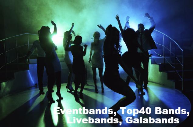 Eventband, Partyband, Liveband, band buchen, Musik buchen, Musiker, Sängerin, Sänger, Musik für, Band für, Firmenfeier,Messeparty, Weihnachtsfeier, Eventbands, Top40 Bands, Livebands, Galabands